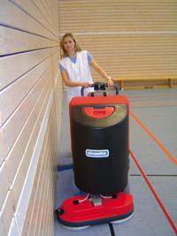 уборка спортзалов и фитнес центров